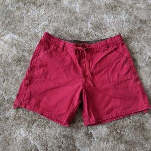 5 for $15! l.e.i Red Shorts